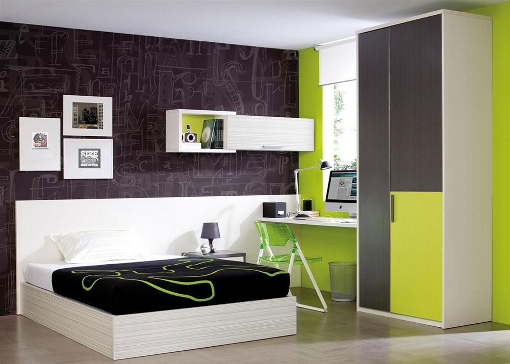 Dormitorios juveniles e infantiles habitaciones juveniles - Diseno de dormitorios juveniles ...