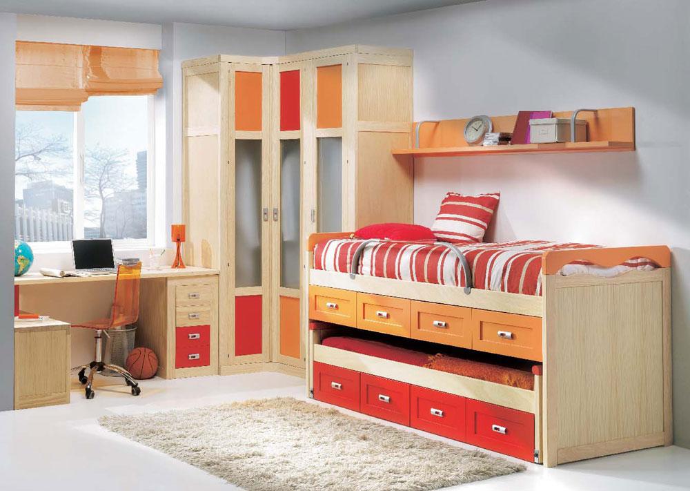 Dormitorios lacados y madera mundo madera s l muebles - Armarios a medida en zaragoza ...