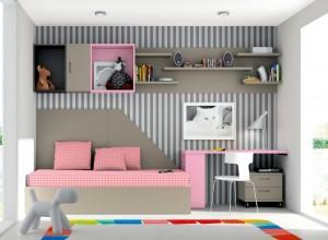 muebles juveniles e infantiles