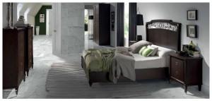 Dormitorio clásico de Zaragoza