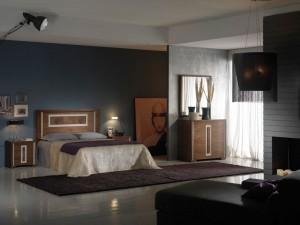 Zaragoza dormitorio colonial a medida