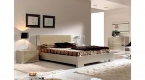 Dormitorio contemporáneo cama baja Zaragoza