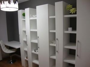 Estanterías dormitorio juvenil Zaragoza