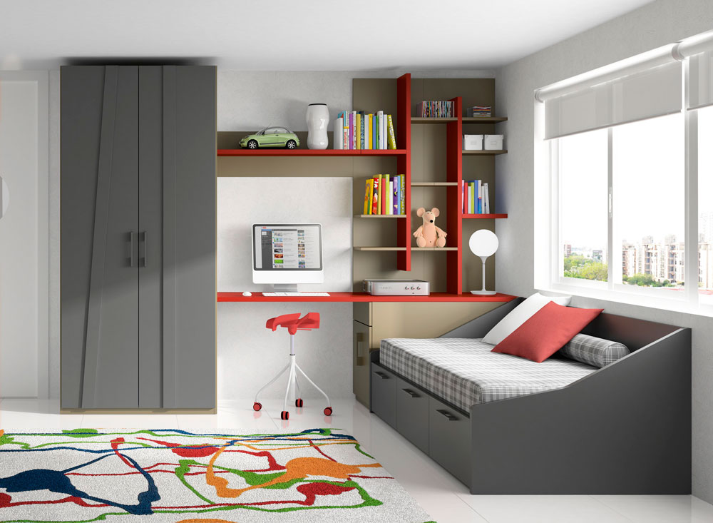 Muebles de melamina for Modelos de zapateros en melamina