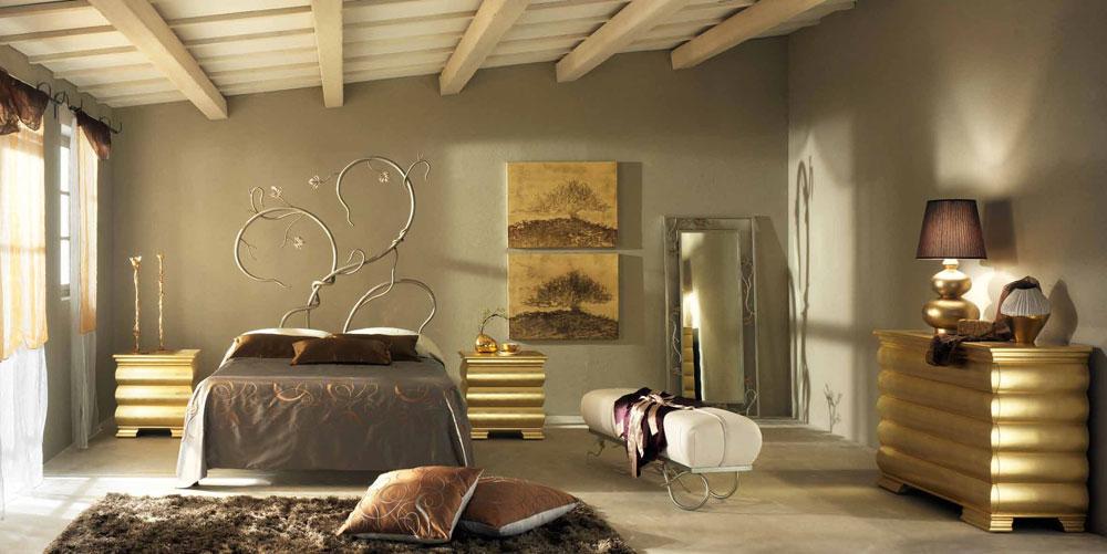 Cabeceros de forja y m s muebles de forja - Muebles en forja ...