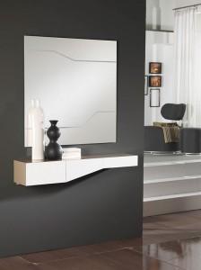 Espejo cuadrado sin marco