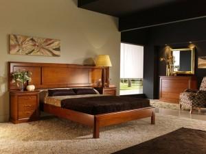 Dormitorio clásico en Zaragoza