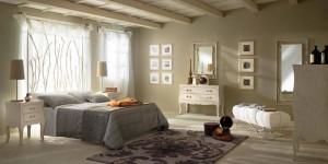 Forja en el dormitorio de Zaragoza