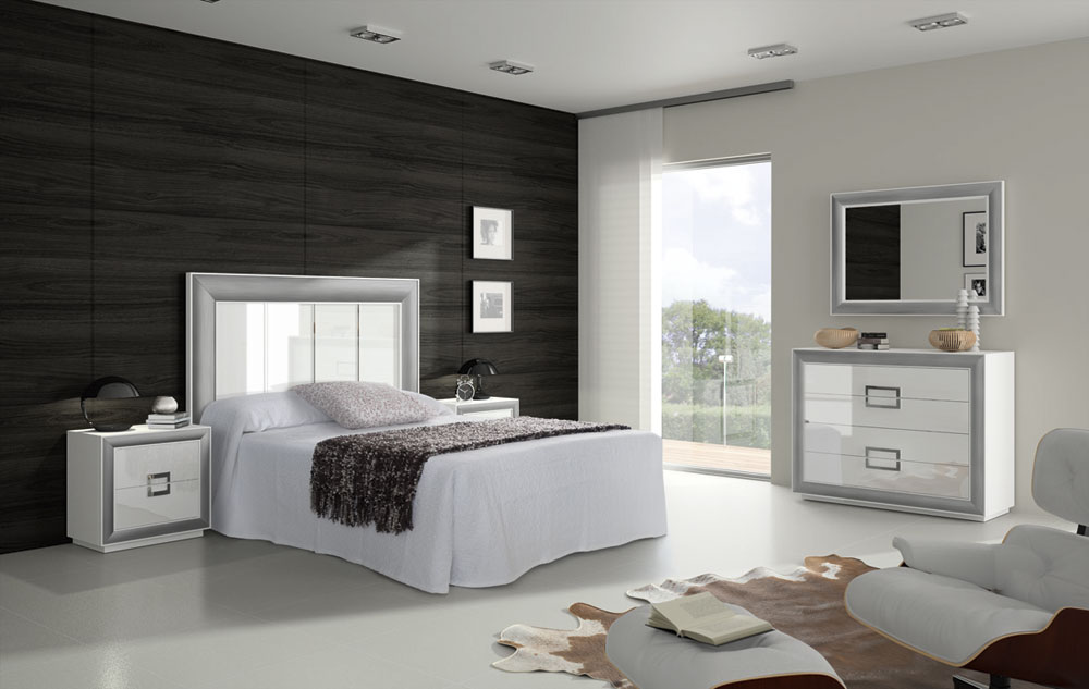 Muebles contemporáneos y decoración de habitaciones