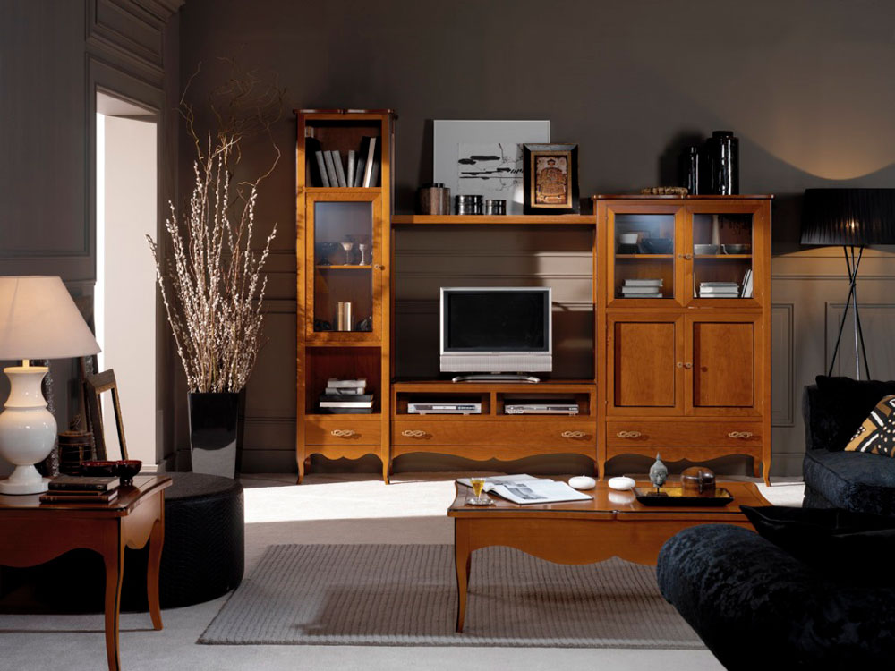 13-salon-clasico-mundo-madera - Mundo Madera S.L. Muebles y armarios ...