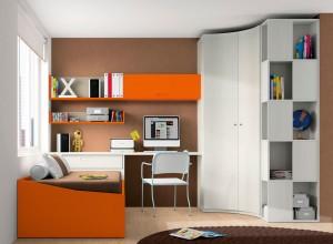 muebles juveniles zaragoza naranjas