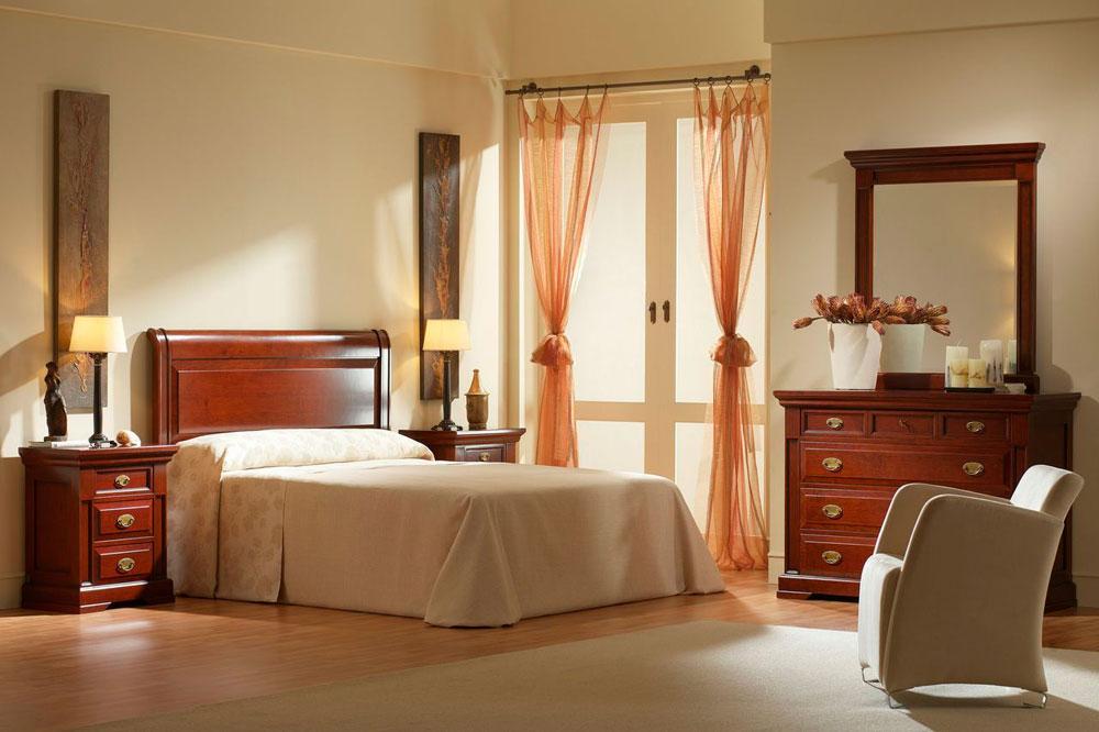 Dormitorios cl sicos decoraci n cl sica en for Armarios clasicos dormitorio