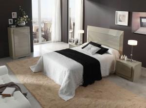 Dormitorio contemporáneo amplio Zaragoza
