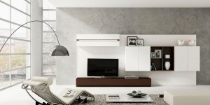 Muebles minimalistas moderno Zaragoza