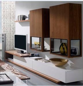 Muebles modernos salón Zaragoza