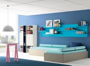 muebles juveniles en zaragoza para chicos