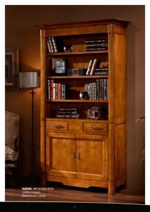 Mueble de madera colonial