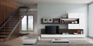 Mueble salón pequeño