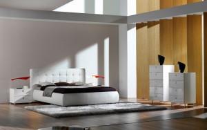 Dormitorio moderno grande en zaragoza