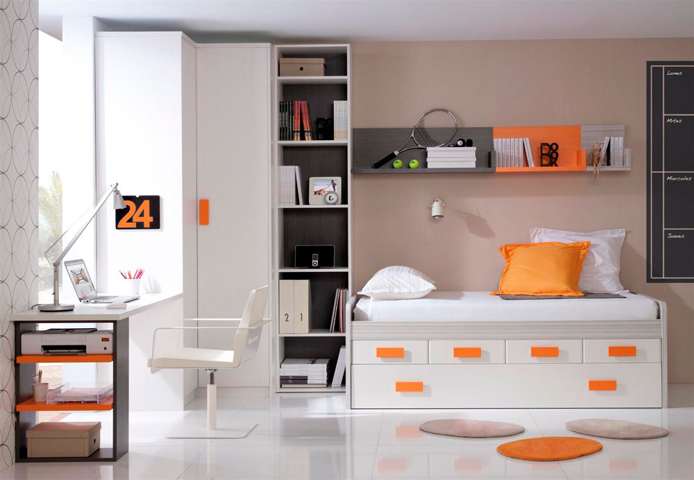 Muebles de melamina - Empapelar muebles ...