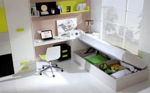 muebles juveniles en zaragoza prácticos