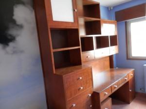 dormitorios juveniles madera Zaragoza