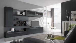 Muebles de madera en dormitorios modernos en Zaragoza