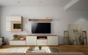 Salones modernos pequeños
