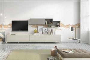 Salones con estilo modernos