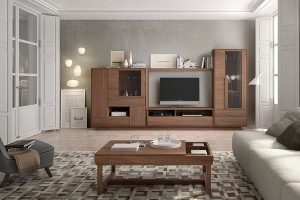 Muebles salón contemporáneos
