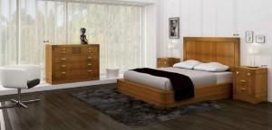 Dormitorio clásico Teruel