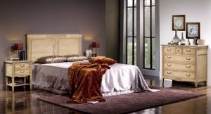 Dormitorio clásico Huesca