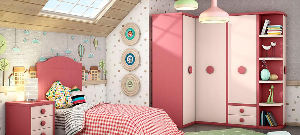 Dormitorios: lacados y madera