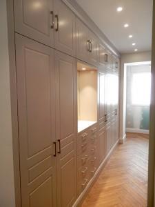 armario empotrado zaragoza vestidor con espejos