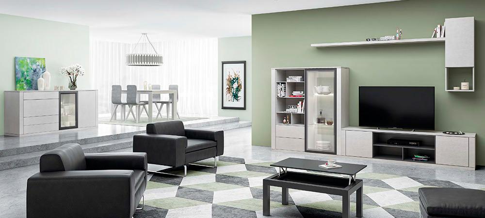 Muebles salon zaragoza 20170829063901 for Salones de madera modernos