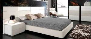 Dormitorio claro moderno Zaragoza