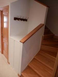 Armario Abatible debajo de escalera