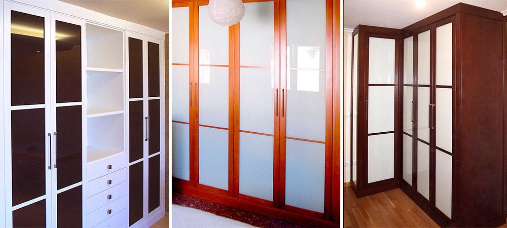 Armarios empotrados puertas abatibles interesting armario empotrado con puertas abatibles de Armarios empotrados puertas abatibles