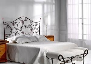 Muebles de Dormitorio a Medida de Forja. Mundo Madera en Zaragoza
