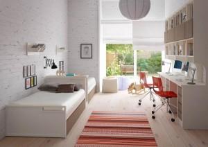 Dormitorios juveniles en Zaragoza