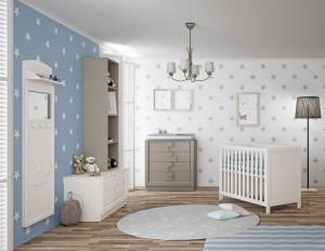Dormitorio bebe Zaragoza