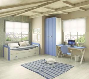Muebles juveniles en Zaragoza