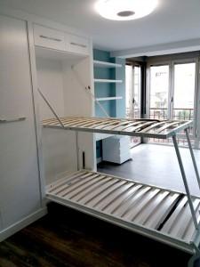 camas abatibles en Zaragoza-Mundo Madera