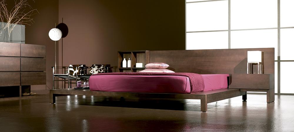 Dormitorios estilo moderno - Mundo Madera Zaragoza