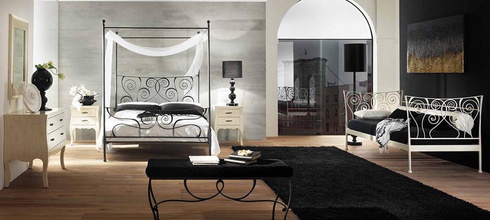Dormitorios forja - Mundo Madera Zaragoza