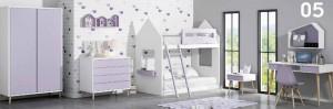 Dormitorios Juveniles Lacados de Mundo Madera en Zaragoza