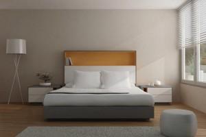 Dormitorio Zaragoza moderno