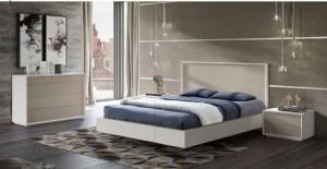Dormitorio moderno cama volante en Zaragoza