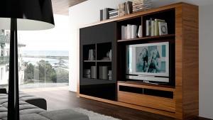 Muebles salón contemporáneos moderno