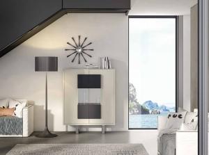 Muebles minimalistas modernos